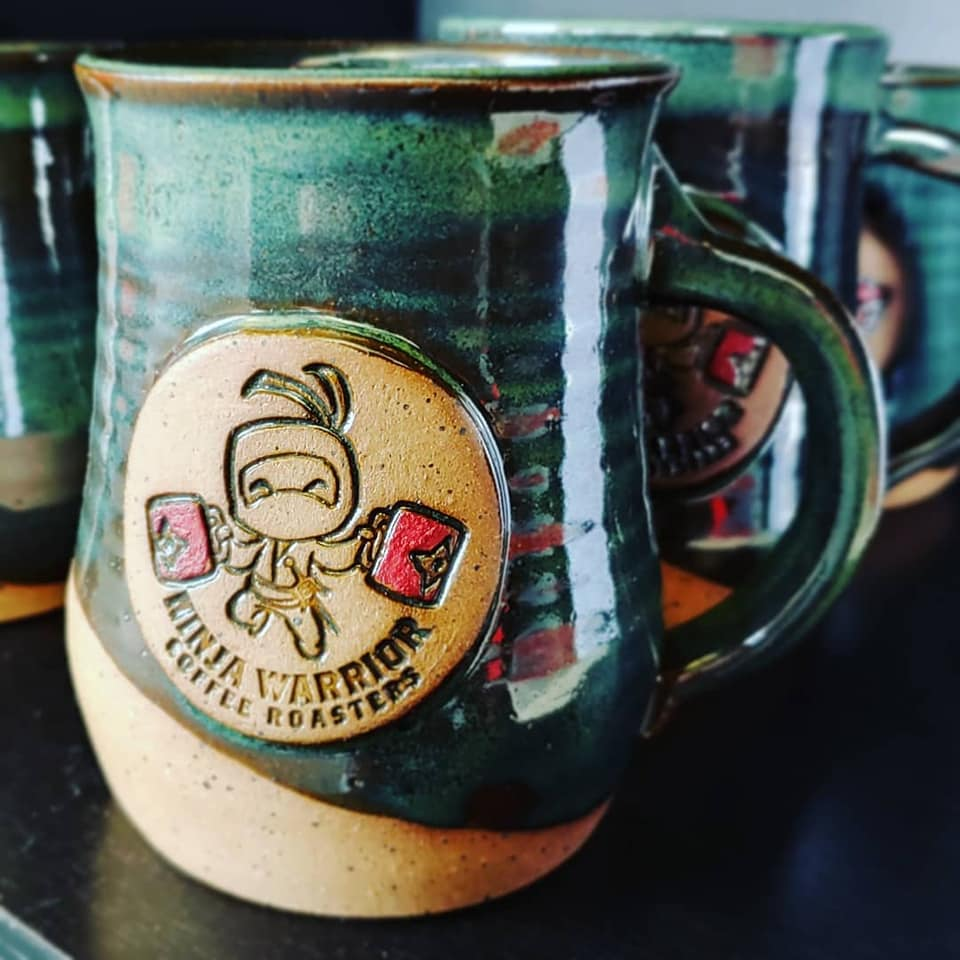 Ninja Warrior Coffee – Check it out!